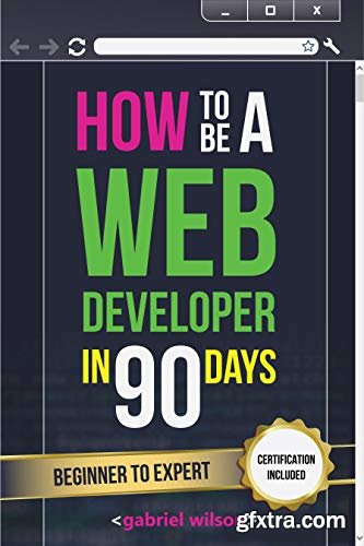 How To Be A Web Developer In 90 Days: Web Development Skills
