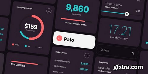 Palo Font Family