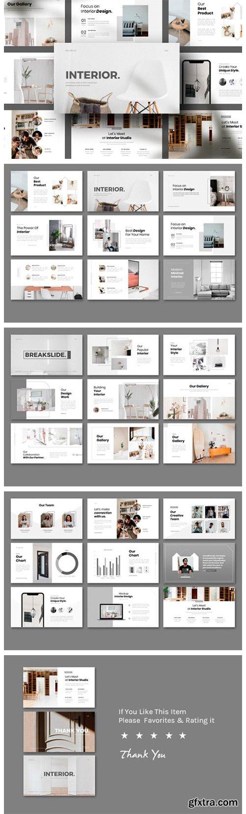 Interior Presentation Powerpoint 6679082