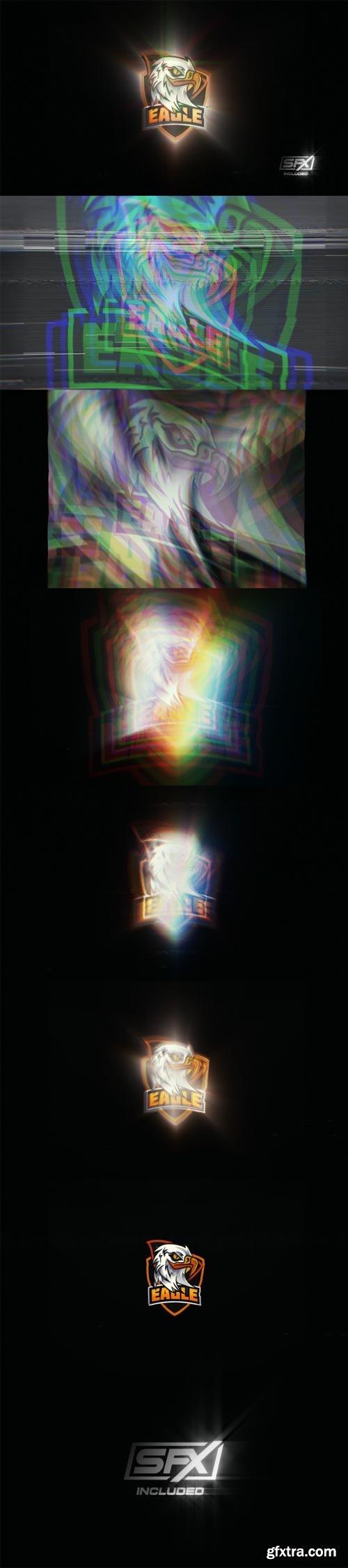 Videohive - Glitch Gaming Logo Reveal - 28620958