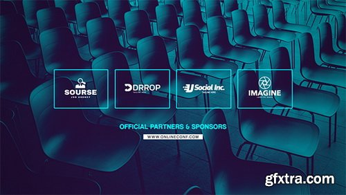 Videohive - Online Event Promo - 26546784