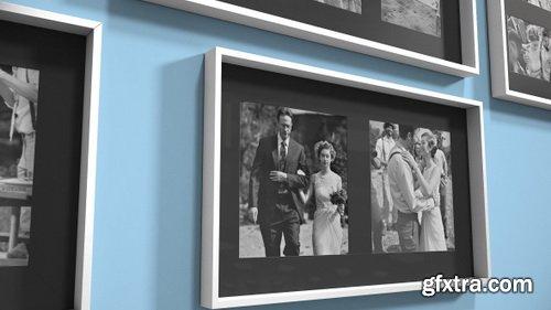 Videohive - Wedding Memories Photo Gallery - 28535580