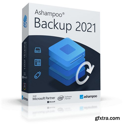 Ashampoo Backup 2021 v15.03 Multilingual Portable