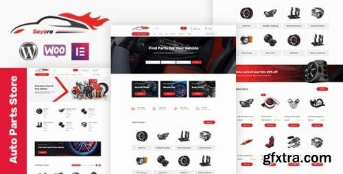 ThemeForest - Sayara v1.1.1 - Auto Parts Store WooCommerce WordPress Theme - 27017723 - NULLED