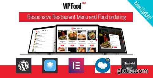 CodeCanyon - WP Food v2.5 - Restaurant Menu & Food ordering - 23347006