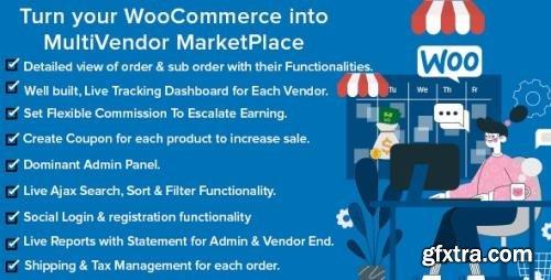 CodeCanyon - Mercado Pro v1.0.0 - Turn your WooCommerce into Multi Vendor Marketplace - 28986182