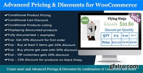 WooCommerce Dynamic Pricing and Discounts Plugin v4.9.0