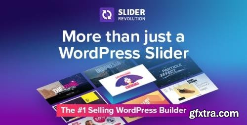 CodeCanyon - Slider Revolution v6.3.0 - Responsive WordPress Plugin - 2751380 - NULLED
