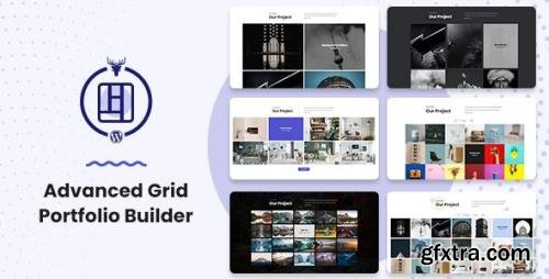 CodeCanyon - Advanced Grid Portfolio Builder v1.0.1 - 29263738