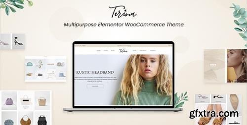 ThemeForest - Terina v1.0.3 - Multipurpose Elementor WooCommerce Theme - 28418219