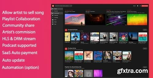 CodeCanyon - MusicEngine v2.0.8 - Music Social Networking - 28641149 - NULLED