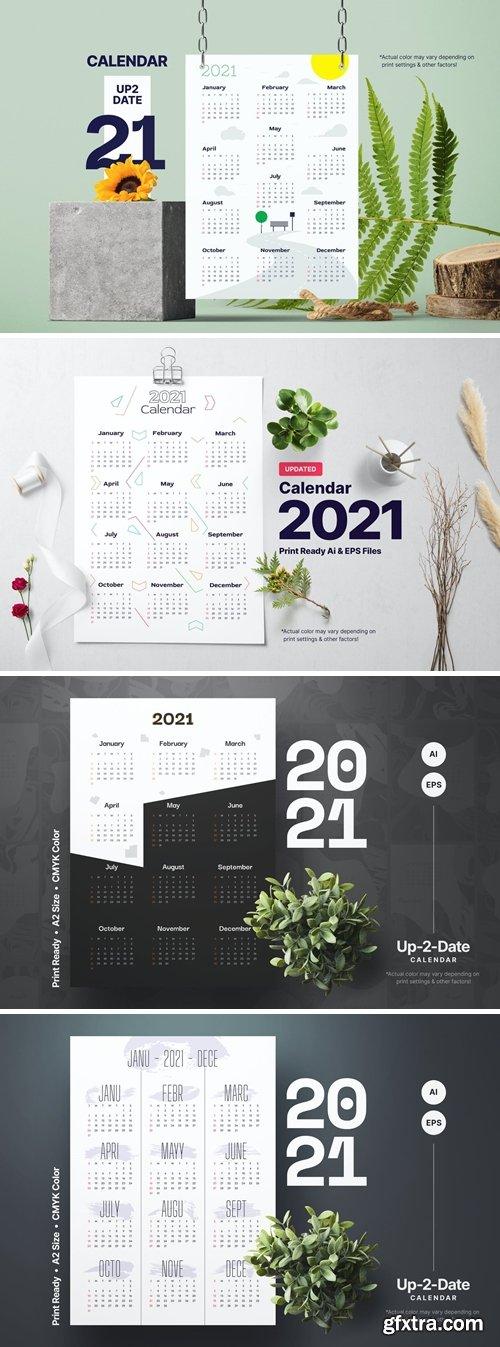 Calendar 2021 Bundle 2