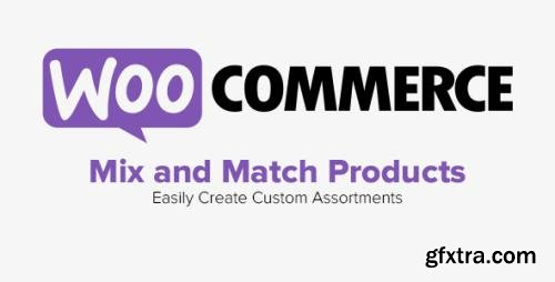 WooCommerce - Mix and Match Products v1.10.5