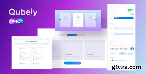 Qubely Pro v1.2.5 - Leading WordPress Gutenberg Block & Page Builder Plugin - NULLED