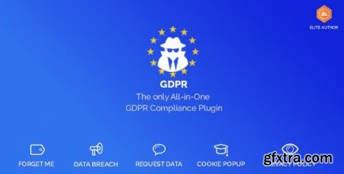 CodeCanyon - WordPress GDPR & CCPA v1.9.9 - 21880726
