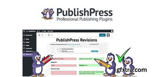 PublishPress Revisions v2.4.4 - Allows You To Submit, Moderate, Approve & Schedule Revisions