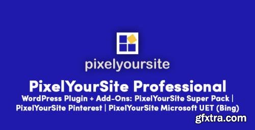 PixelYourSite Pro v7.7.4 - WordPress Plugin + Add-Ons - NULLED