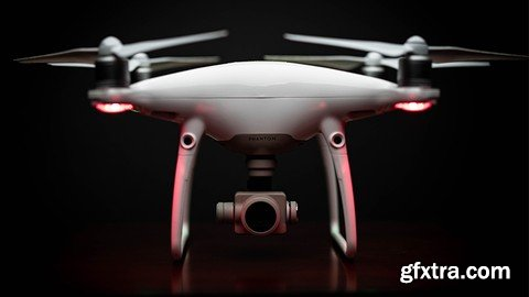 Earn PASSIVE INCOME Selling Drone Stock Footage Online