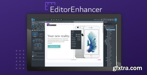 Editor Enhancer v3.2.0 - Extensions For WordPress Visual Site Builder - NULLED