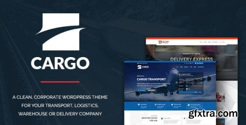 ThemeForest - Cargo v1.2.9 - Transport & Logistics - 13281152
