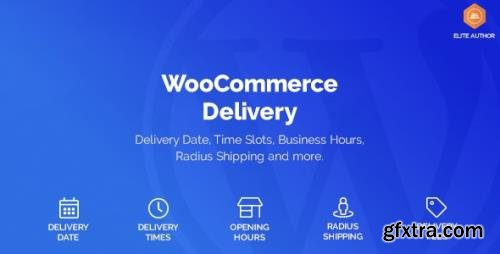 CodeCanyon - WooCommerce Delivery v1.1.9 - Delivery Date & Time Slots - 26548021