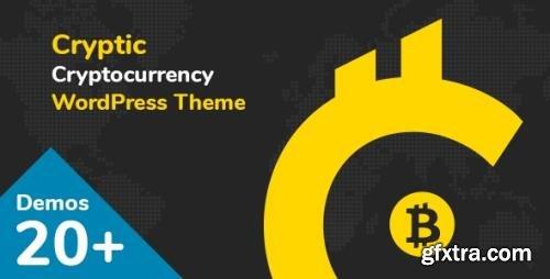 ThemeForest - Cryptic v3.0 - Cryptocurrency WordPress Theme - 20960008