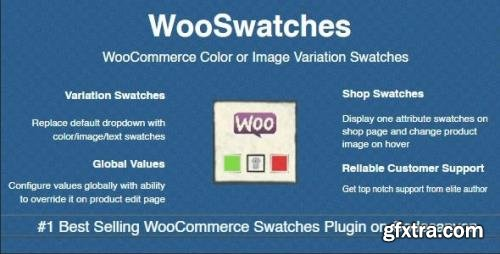 CodeCanyon - WooSwatches v3.0.17 - Woocommerce Color or Image Variation Swatches - 7444039