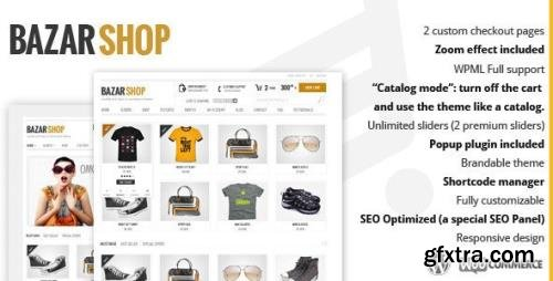 ThemeForest - Bazar Shop v3.15.0 - Multi-Purpose e-Commerce Theme - 3895788