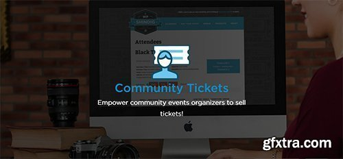 The Events Calendar - Community Events Tickets v4.7.7 - Event Tickets Add-On