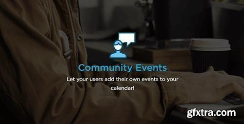 The Events Calendar - Community Events v4.8.2 - Event Tickets Add-On