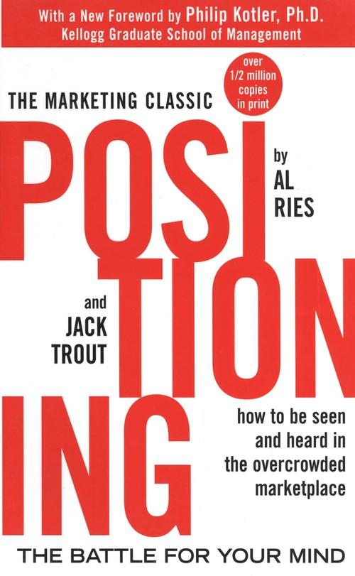 Oreilly - Positioning: The Battle for Your Mind (Audio Book) - 9780071473170