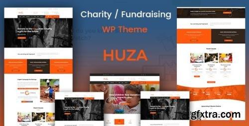 ThemeForest - Huza v1.18 - Charity Responsive WordPress Theme - 20925327