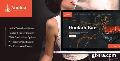 ThemeForest - Anubia v1.0.4 - Smoking and Hookah Bar WordPress Theme - 21451392