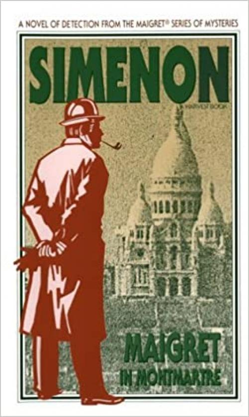 Maigret in Montmartre (English and French Edition)