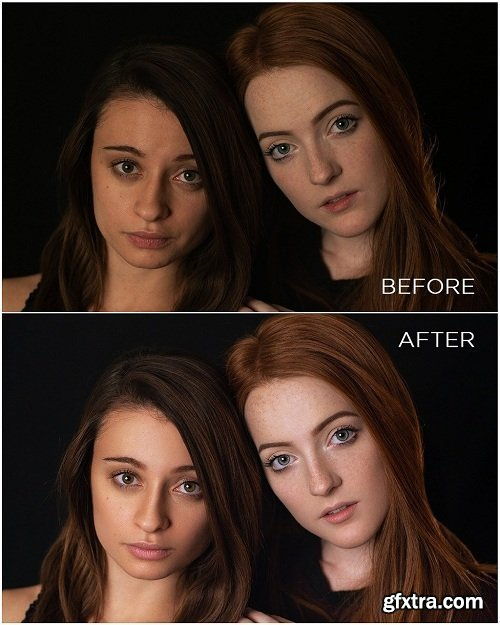 Liquidverve Portrait Retouching Tutorial