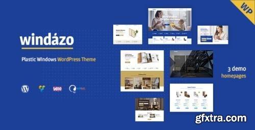 ThemeForest - Windazo v1.2.2 - Plastic Windows and Doors WordPress Theme - 23888179
