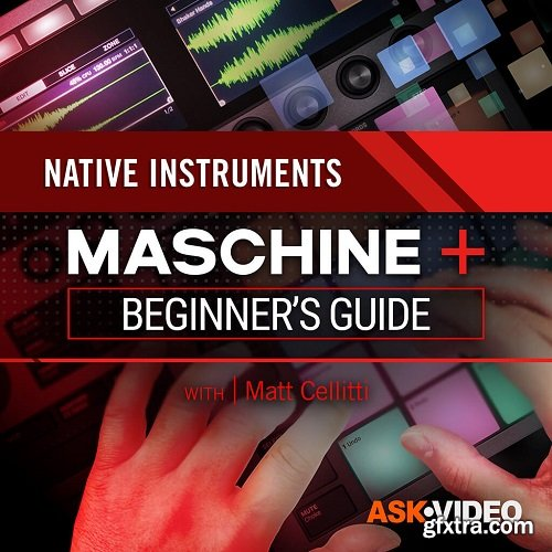 Ask Video Maschine + 101 The Beginner's Guide TUTORiAL