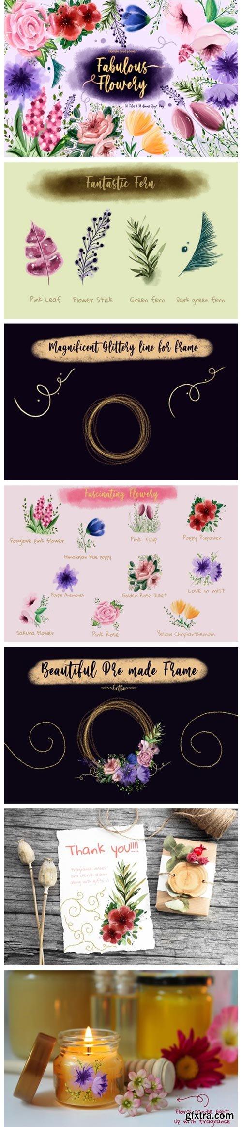 Fabulous Flowery 6764437