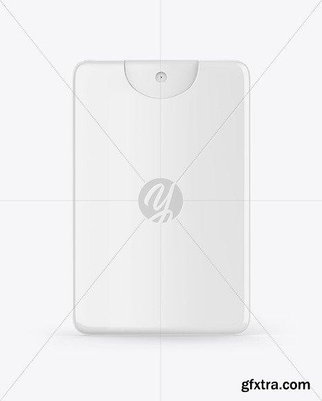 Pocket Perfume Mockup 69658