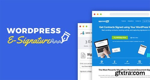 WP E-Signature v1.5.6.5 - Get Contracts Signed using Your WordPress Website - NULLED