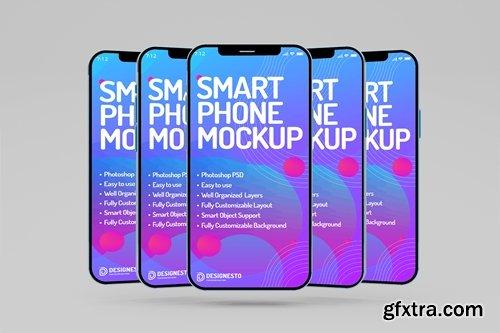 Iphone 12 Simple – Mockup Template
