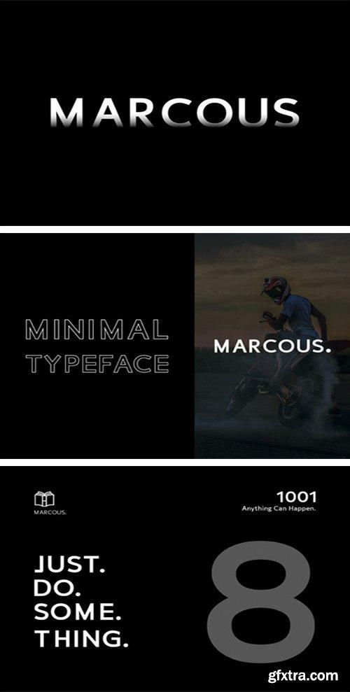 Marcous Font