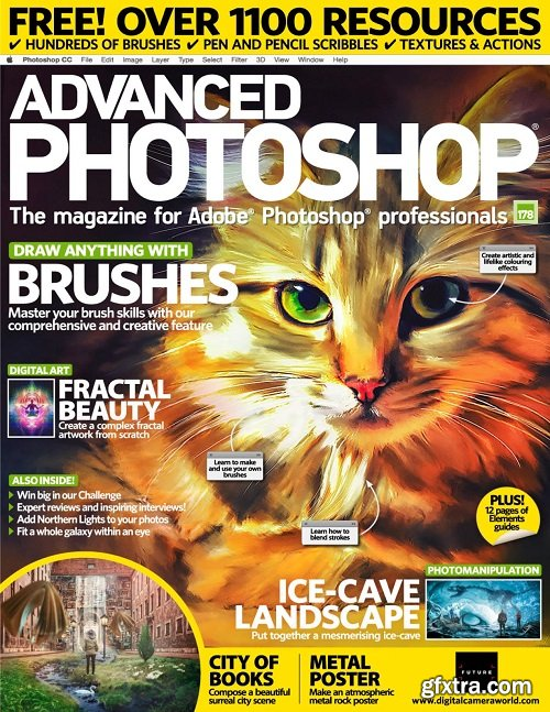 Advanced Photoshop - Issue 178, 2018