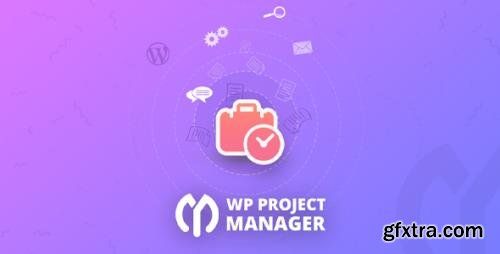 WeDevs - WP Project Manager Pro (Business) v2.5.5 - eCommerce Toolkit That Helps You Sell Anything - NULLED