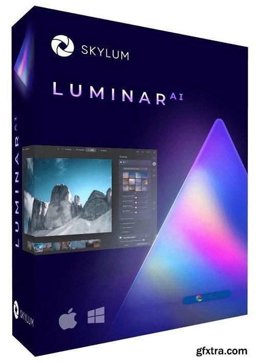 Luminar AI 1.0.0 (7348) Multilingual Portable