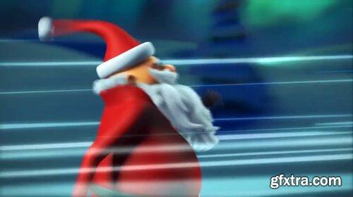 Videohive - Santa - Christmas Magic 6 - 29308116