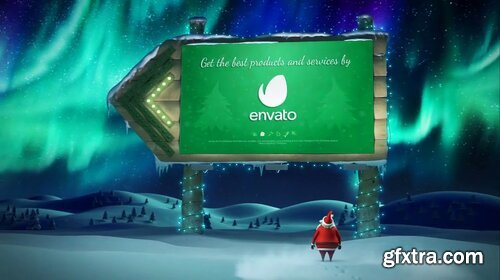Videohive - Santa - Christmas Magic 6 - 29308116