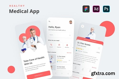 HEALTH - Medical Mobile App