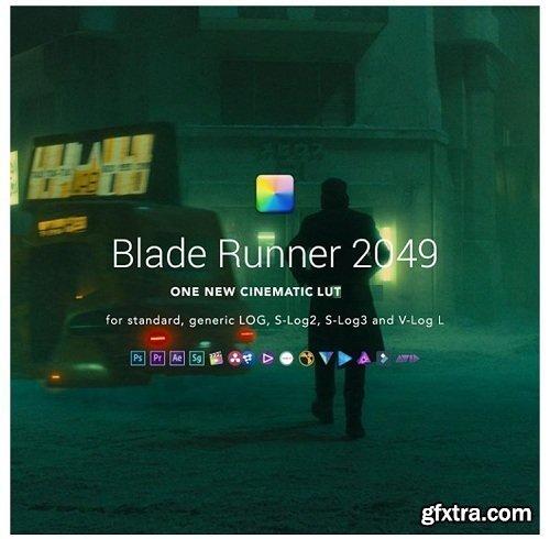 IWLTBAP - Blade Runner 2049 LUTs