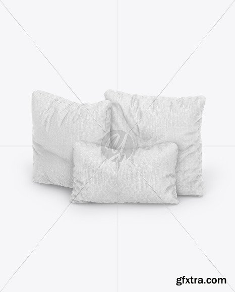 Three Pillows Mockup 70356